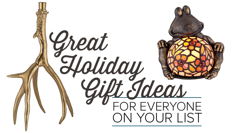 Great Holiday Gift Ideas for Everyone on Your List